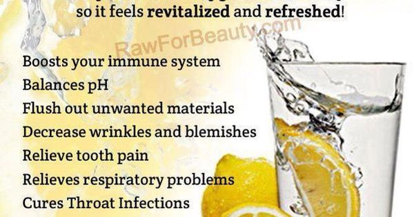 Health Benefits of Drinking Lemon health food health tips healthy eating better