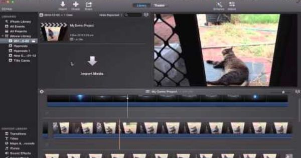 Imovie 10 Tips Timeline Wrapping Audio Clip Speed Apple Help Timeline Audio