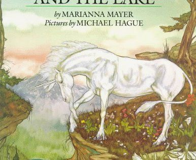 The Unicorn And The Lake Pied Piper By Marianna Mayer 0140547185 9780140547184 Unicorn Books The Last Unicorn Unicorn