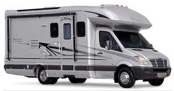 Coachmen Prism Class C Motorhome Exterior Rv Living