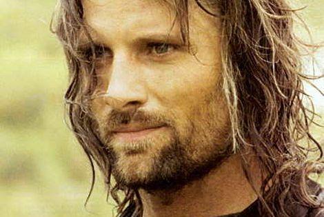 Viggo as Aragorn hot, hot, hot
