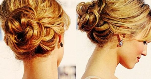 Updo Bridesmaid Hair?