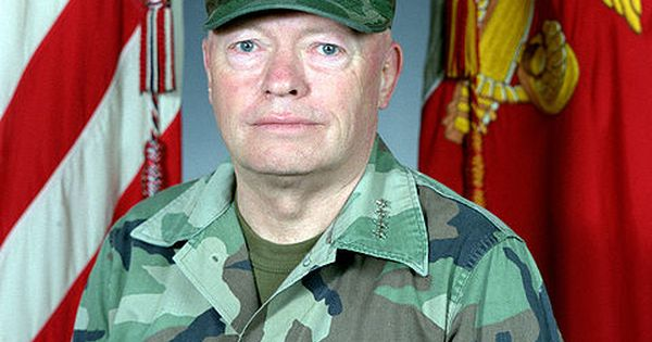 Gen Alfred Gray - 29th Commandant Of The Marine Corps