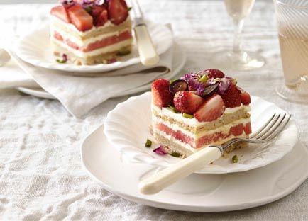 Watermelon Cake Recipe Gourmet Traveller