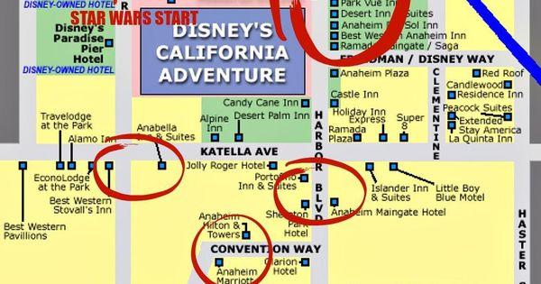 The Best Disneyland Good Neighbor Hotels