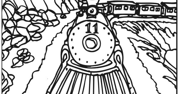 front end loader coloring pages