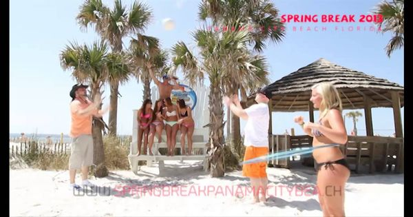 Panama City Beach Spring Break Pictures