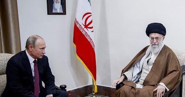 Vladimir Putin Met With Ali Khamenei Vladimir Putin World