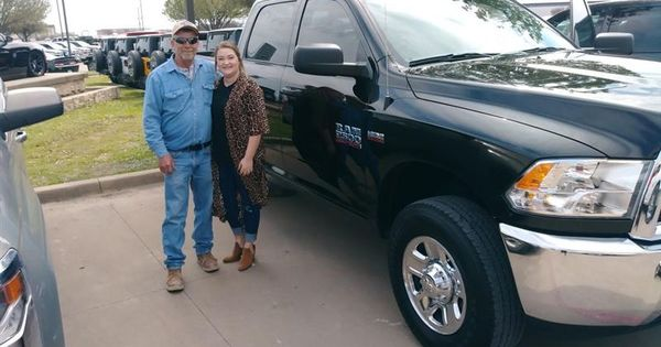 Congratulations Bobby On Your Ram 2500 From William Minter At