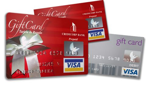 How To Put Money From Visa Gift Card Into Bank