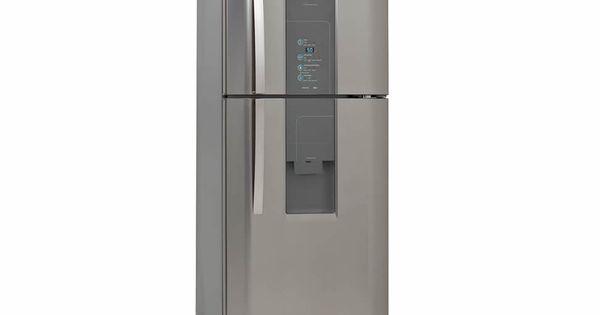 Refrigerador 16 pies c bicos electrolux silver erta16l4ng for Bathroom design liverpool
