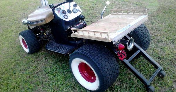 hot rod tractor wiring rat rod lawn mower   wheels   pinterest   rat rods, lawn ... hot rod headlight wiring diagram