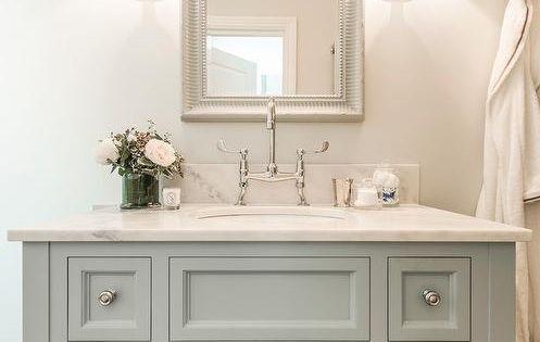 12 Bathrooms Ideas You Ll Love: Hell Yes. Love This Pretty-bathroom.