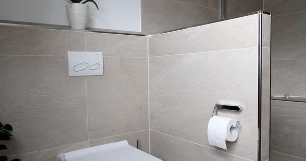 duschseitig bietet die trennwand einen praktischen spritzschutz wc seitig gew hrt sie. Black Bedroom Furniture Sets. Home Design Ideas