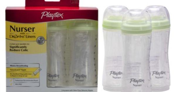 Playtex Baby Nurser With Drop Ins Liners 8oz 3pk Baby Bottle Best Baby Bottles Baby Bottles Baby Bottle Set