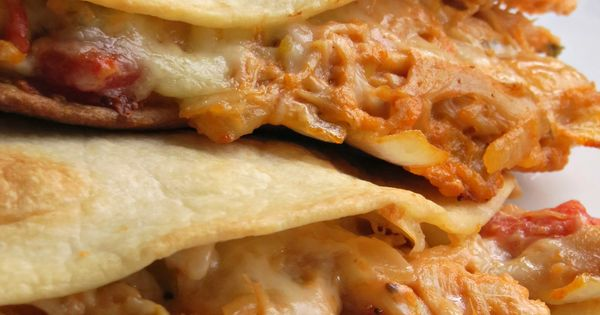 how to make restaurant style quesadillas
