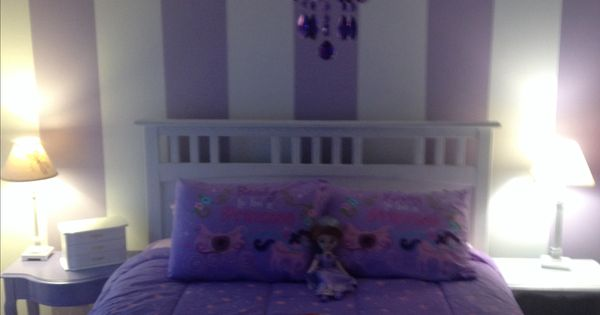 Sofia The First Princess Bedroom Love Love Love