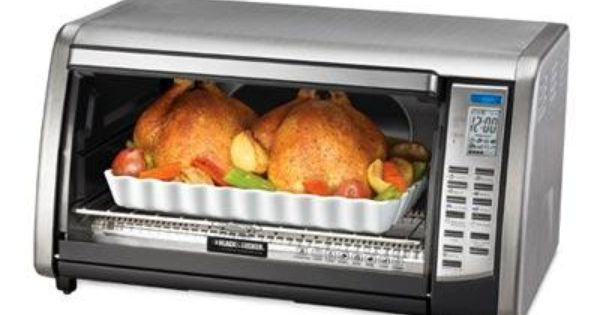 Black And Decker Convection Toaster Oven Countertop Oven