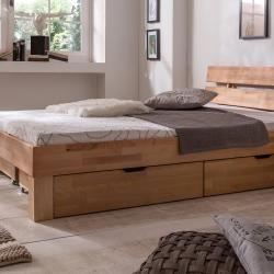 Bettkasten Massivholzbett Holzbetten Schlafzimmerbank Mit Stauraum