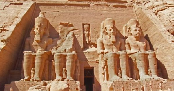 Abu Simbel Temples, Egypt. Visiting here is on my bucket list.