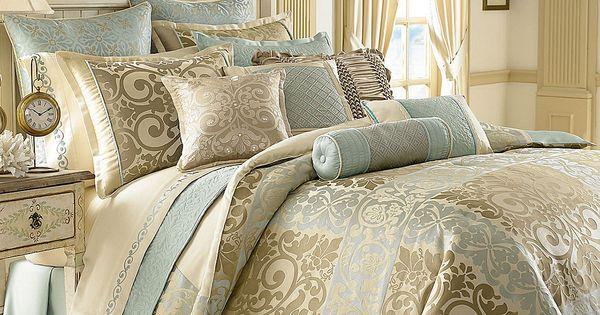 Reba Southampton Reversible Bedding Collection Dillards