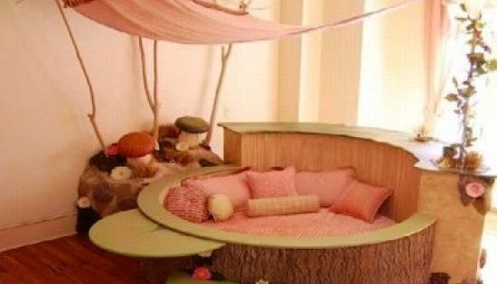 22 Cool and Unusual Kids Bed Designs | Daily source for inspiration