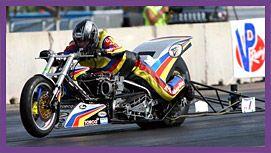 King Racing Top Fuel Bike Drag Racing Racing Drag Racing Bike
