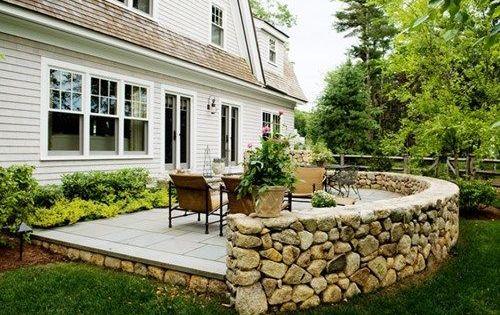 Combien coûtent les matériaux de construction de patio: une idée ...