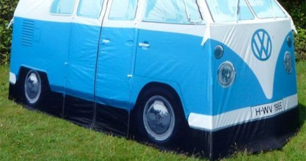 vw_camper_van_tent I loveee micro buses.