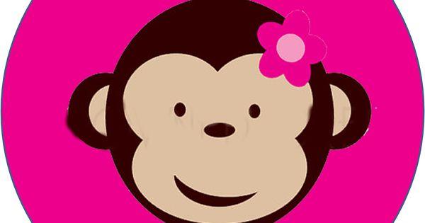 fiestas imprimir gratis and mono on pinterest