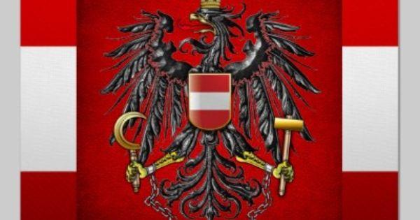 Austria Coat Of Arms Poster