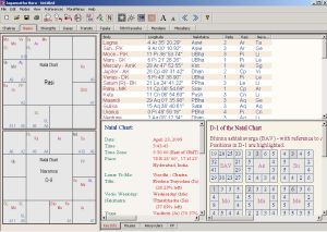 Vedic astrology software for mac