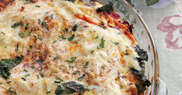 Kale, Pasta and Gluten on Pinterest