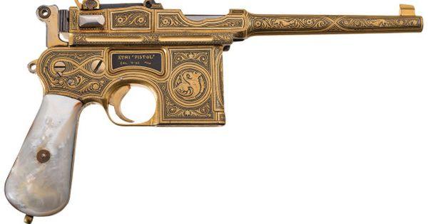 Quality Hunting Automatic Shotgun Brooch Pin