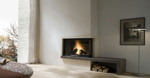 Fireplace caminetto for the home pinterest fireplaces for Caminetti combinati legna pellet palazzetti