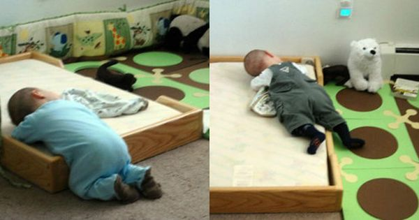 Article Quot Would You Ditch The Crib And Try A Floor Bed