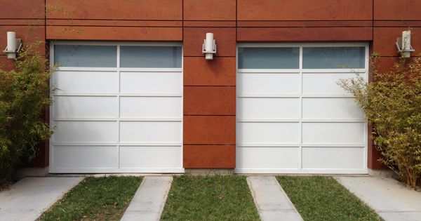 Clopay Doors Avante Aluminum Pannel With Obscure Privacy