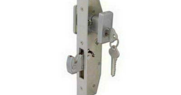 We Install And Repair Storm Door Locks For Residential Homes Storm Door Locks Storm Door Roll Up Garage Door