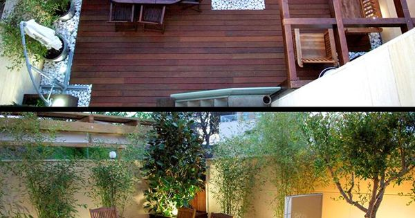 20 Chic and Fun Roof Gardens  House Design And Decor  garden  Pinterest  옥상 ...