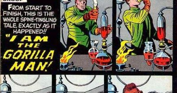 fear 5 by jack kirby dick ayers movies comics magazines pinterest. Black Bedroom Furniture Sets. Home Design Ideas