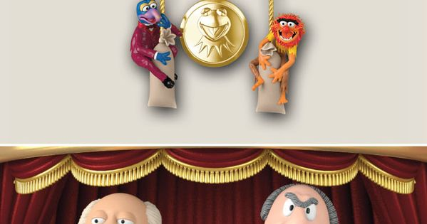 Disney The Muppet Show Cuckoo Clock With Light And Sound ...