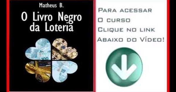 Pin Em O Livro Negro Da Loteria Download Livro Negro Da Loteria