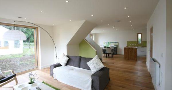Milton Keynes 39 Passivhaus The Most Airtight House Ever News Architects Journal