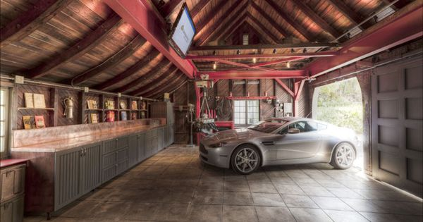 Home Garage Workshop