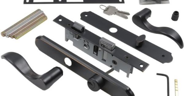 Wright Products Vmt115vb Serenade Mortise Latch Venetian