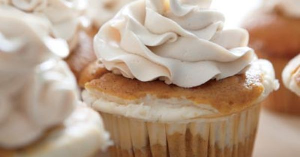 pumpkin cheesecake cupcake recipe