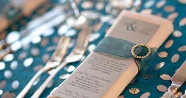 menu linens id es pr sentation menu mariage pinterest menu menu cards and place setting. Black Bedroom Furniture Sets. Home Design Ideas