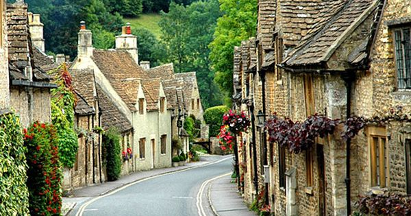 Cotswolds, England- one of my favorite places in the UK