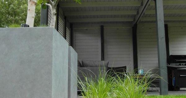 Heerlijk buitenleven tuin te s gravendeel aanleg vlonder aanleggen gladde vlonder clipsysteem - Terras rand idee ...