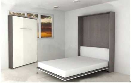 Vartical Wall Mounted Bed Murphy Bed Bed Bed Design